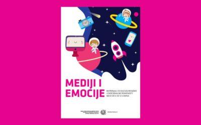 Aktivnosti za istraživanje medija i emocija s djecom od 6 do 12 godina
