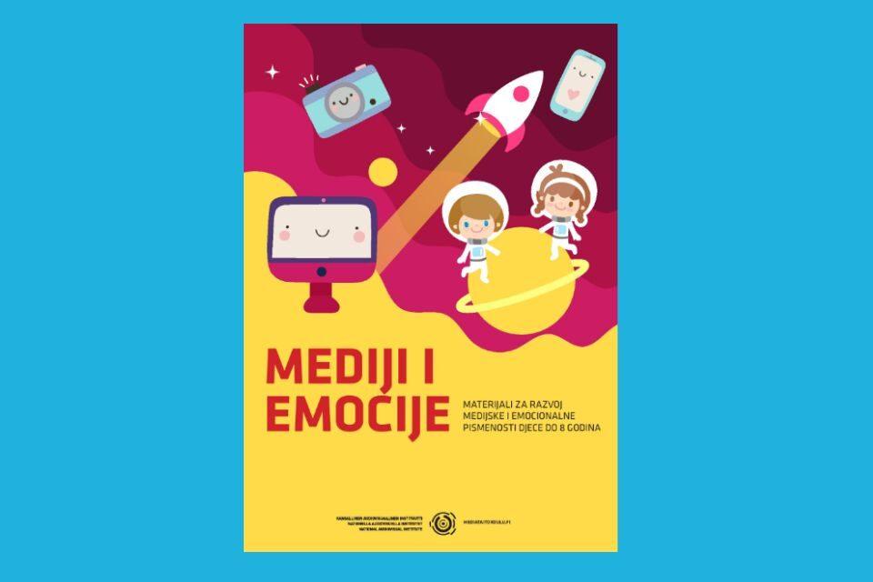 Aktivnosti za razvoj medijske i emocionalne pismenosti djece do 8 godina