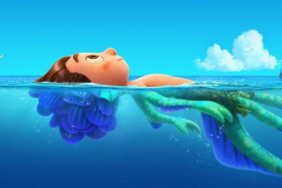 Luka: Pixarova posveta Felliniju i Miyazakiyu