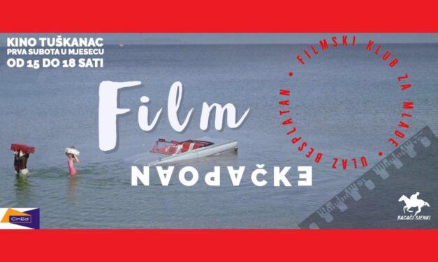 Besplatna filmska druženja za mlade u kinu Tuškanac