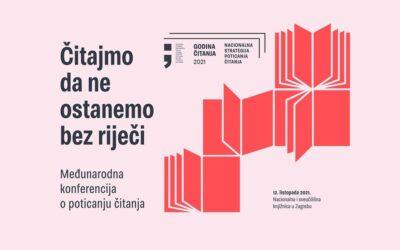 Prijavite se za sudjelovanje na konferenciji o poticanju čitanja