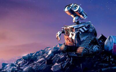 Senzorna projekcija animiranog filma Wall-E